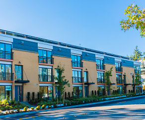 Park Central Townhomes, Shorewood, Mercer Island, WA