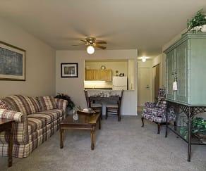 Living Room, Grandhaven Manor