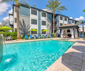 Pool, Arrive North Scottsdale