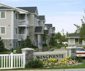 Community Signage, Wingpointe