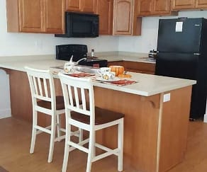 Kitchen, Villas at Fern Circle- Senior Living 55+