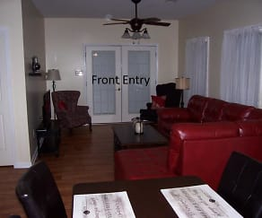 Living Room, 2653 A Central Academy Road