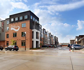 East End Lofts At The Railyard, New Fairview, TX