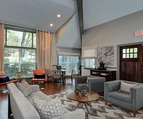 Living Room, Morningside Courts