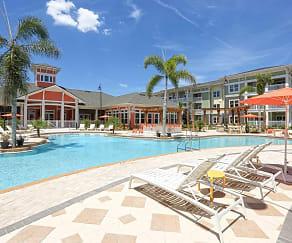 Pool, M South