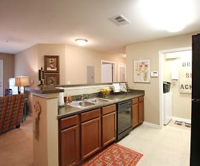 Kitchen, The Overlook at Allensville Square