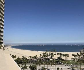 View, Long Beach Towers