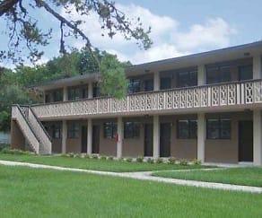 Building, Merritt Island Gardens Apartments
