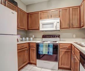 Kitchen, The Dorchester