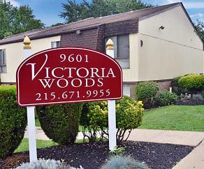 Community Signage, Victoria Woods