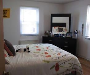 Bedroom, Eden Cliff Apartments