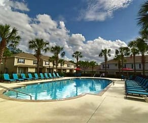 Pool, Congaree Villas