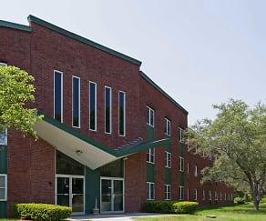 Building, Ashford Hills Apartments