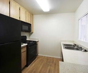 Kitchen, Monarch Terrace