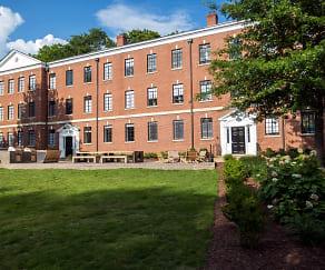 Building, Historic Boylan Apartments