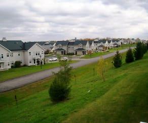 Building, Evergreen Hills Apartments