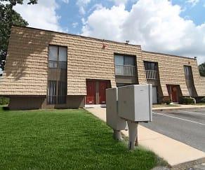 Building, Mill Village Apartments