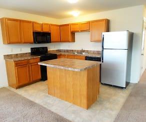 Kitchen, Willow Creek Estates