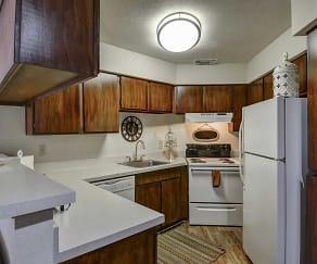 Kitchen, Christiwood