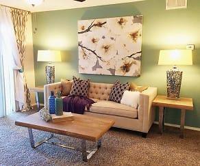 Living Room, Clemson Ridge