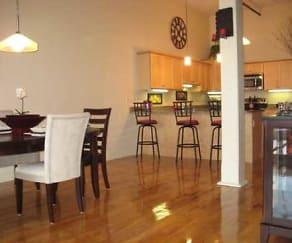 Dining Room, Rumford Center