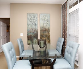Dining Room, Riverchase Apartments