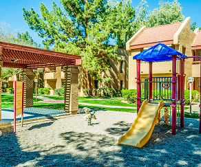 Playground, Country Villa Apartments