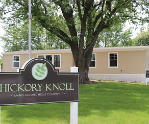 Community Signage, Hickory Knoll