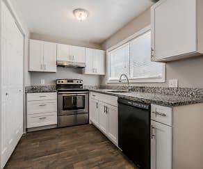 Kitchen, Balfour Chastain