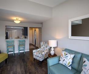Living Room, Spectra at Tamarac