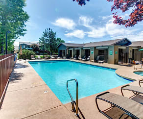 Pool, Country Club Terrace