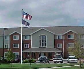 Building, Plaza North