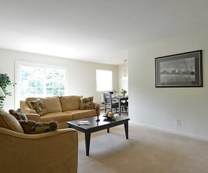 Living Room, Park Crest Village