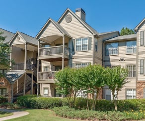 Building, The Reserve at Gwinnett