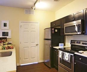 Kitchen, Axis West Campus
