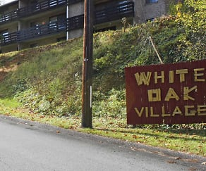 Community Signage, White Oak Village