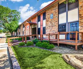 Building, Antigua Village Apartments