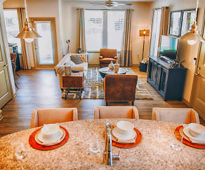 Dining Room, The Ironwood