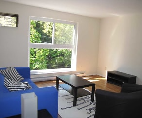 BRAND NEW! One Bedroom Living Room, Straight Street Apartments