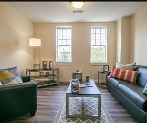 Living Room, Spinner Place