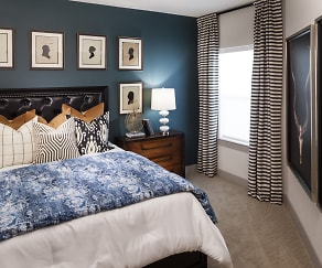 Bedroom, Broadstone Evoke