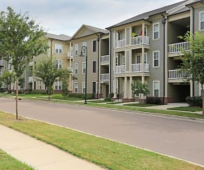 Building, Jackson Walk Apartments