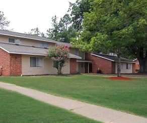 Building, Savannah Oaks