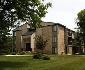 Building, Fairmont Park