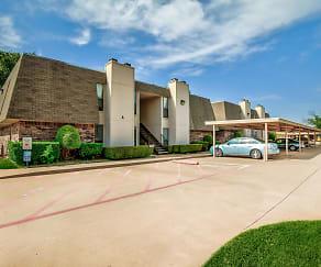 Building, El Dorado Court Apartments