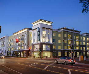 Close to downtown LA and Pasadena, minutes from I-10 and 710, 88 at Alhambra Place