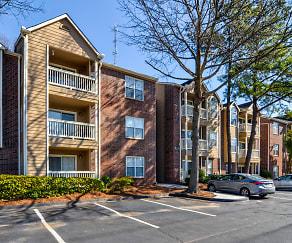 Building, Virginia Highlands Apartments