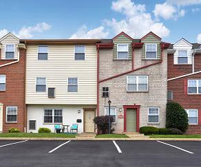 Building, Plymouthtowne Apartments Premier