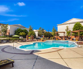 Pool, Reserve at Park Place Apartment Homes