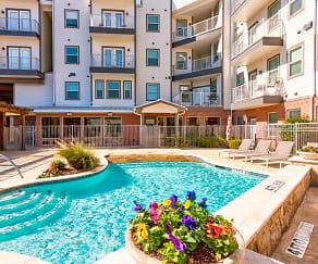 Pool, Vitae Residences
